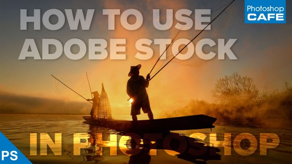 How to search and download Adobe Stock images in Photoshop ...