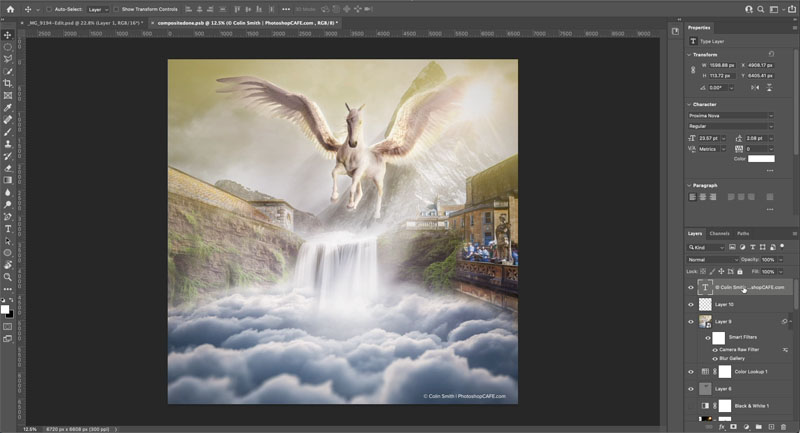 HIDDEN BUTTON TO INSTANTLY FIX COLOR OF PHOTO IN PHOTOSHOP 8