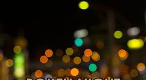 5 Tekstur Bokeh Night pilihan
