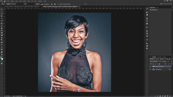Pro HDR Effect Photoshop Action Free Download - PSDesire