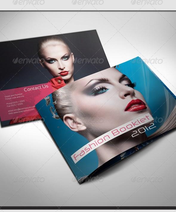 A5 booklet design