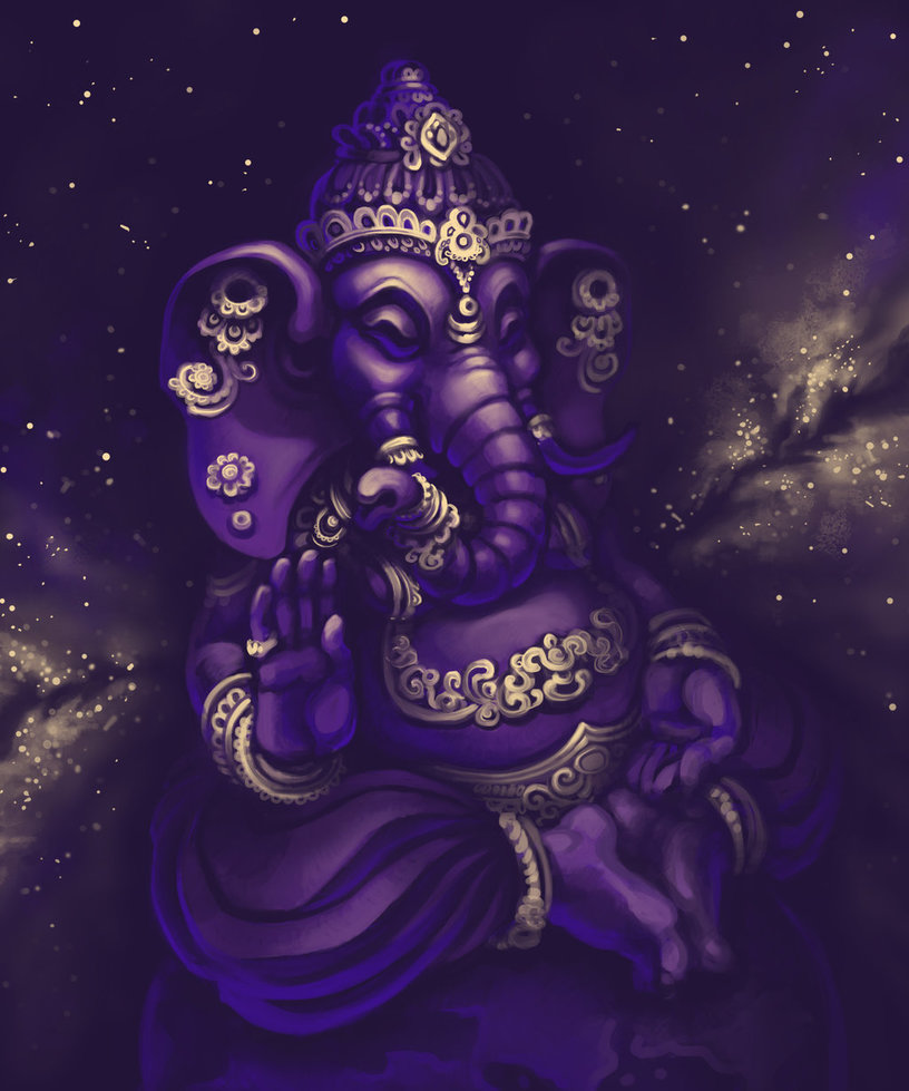 ganesha_by_tottor