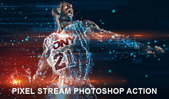 25 Best Photoshop Actions - Special features