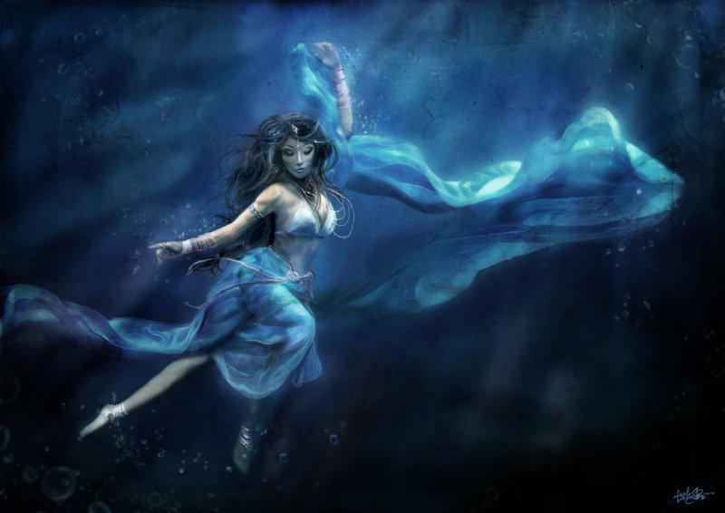 underwater inspiration