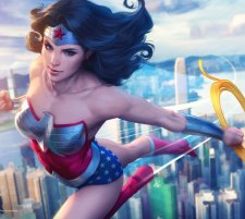 12  Best Artworks of Wonder Woman – Special features