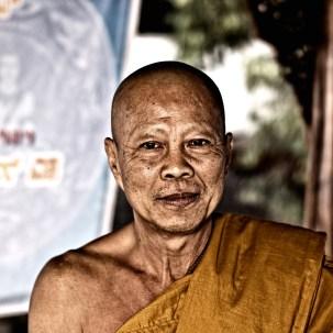 Liver Spot Monk
