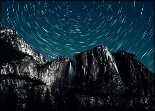 Upper Yosemite in motion