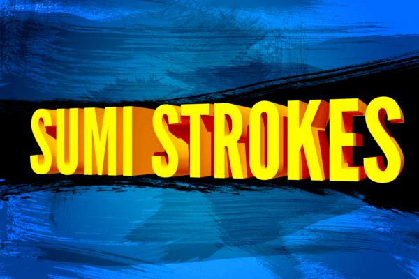 Sumi Strokes