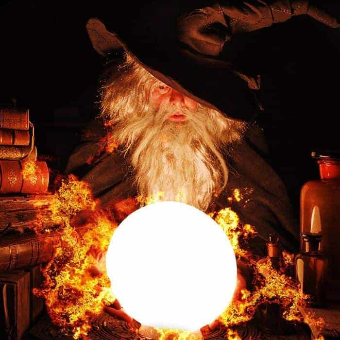 Wizard Fire