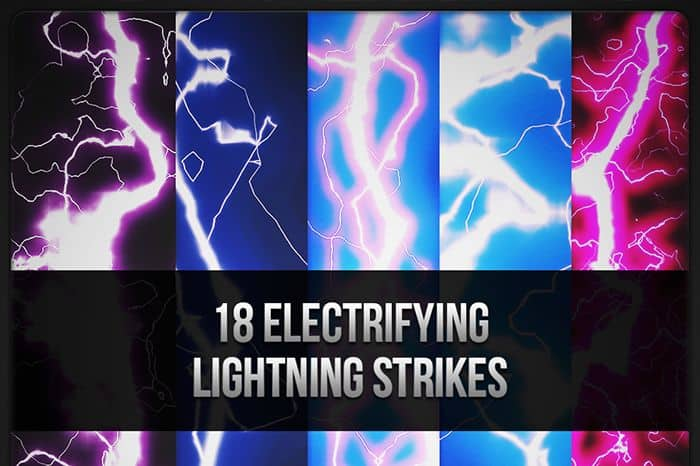 18 Electrifying Lightning Strikes