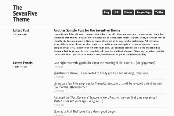 sevenfive-free-premium-wordpress-theme