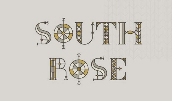 south-rose-font