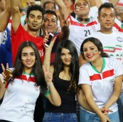 Asian Cup 2015 in Australia - Iranian Football Fans 23
