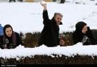 Snow Kerman Iran Snowballs 08