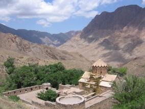 East Azerbaijan, Iran - Jolfa - Saint Stepanos Monastery 1