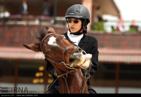 International Equestrian Tournament in Tehran Iran 00