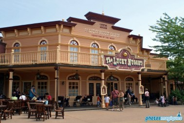 The Lucky Nugget Saloon
