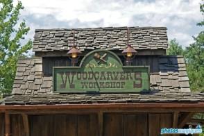 Wood Carver's Workshop