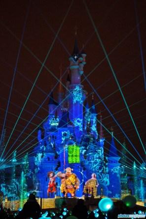 Disney Dreams new scenes: Brave