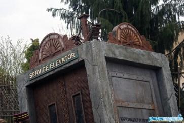 Elevator photo location