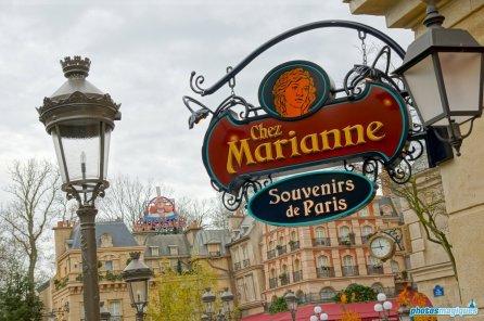 Chez Marianne - Souvenirs de Paris