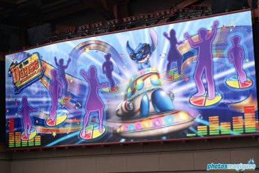 It's Dance Time in Discoveryland