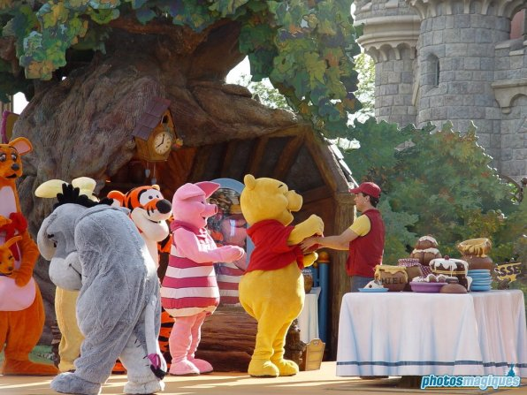 Winnie the Pooh and Friends, Too