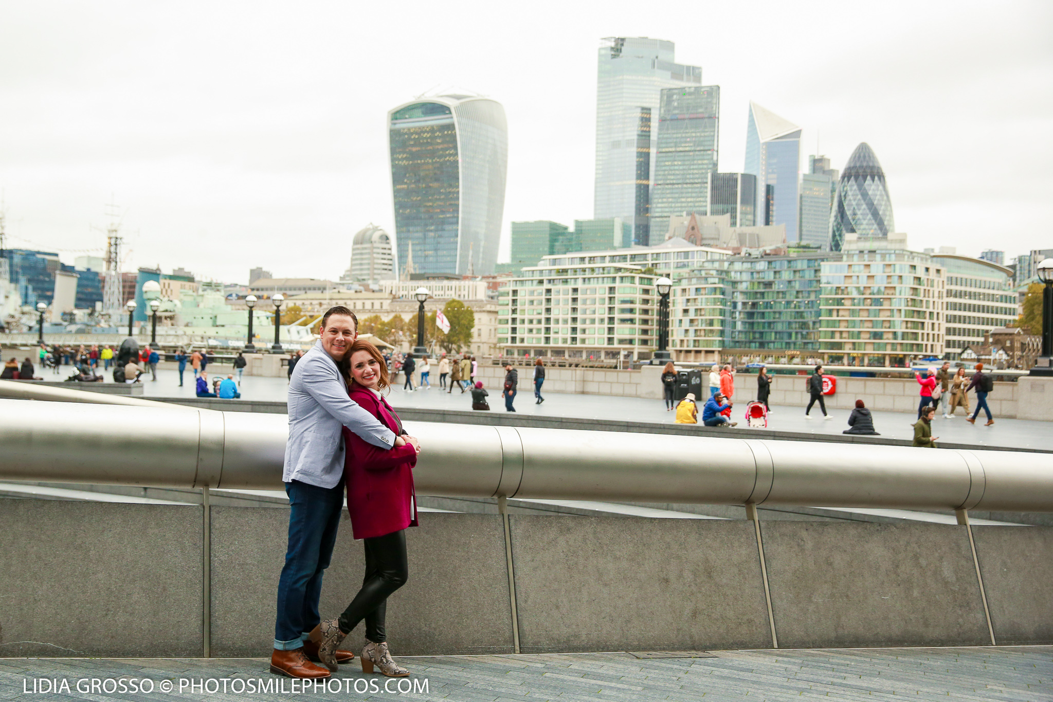 Couples Portraits London