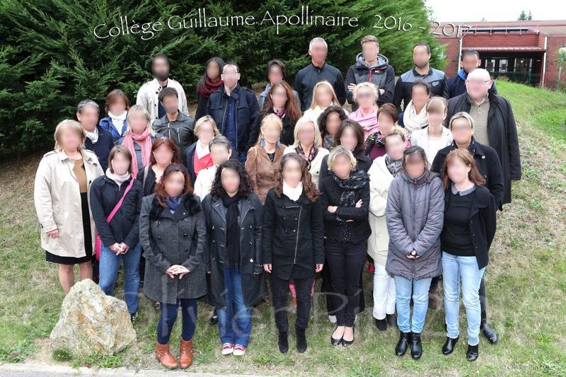 Merci au collège Apollinaire de Plaisir !