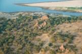 Vol en Montgolfière au dessus de Bagan