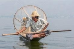 Pêcheur lac Inle