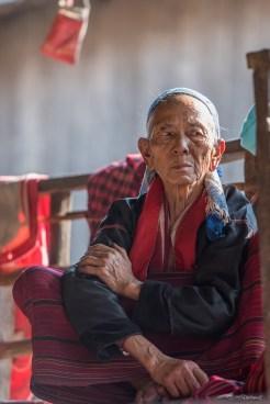 Ethnie Akha - Région de Kentung - Etat Shan
