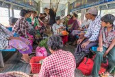 Train Circle Line Yangon