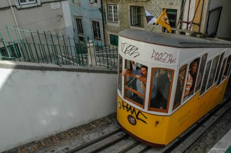 Funiculaire - Lisbonne - Portugal