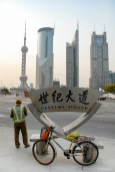 Century Avenue Shangai - Chine