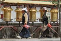 Monastère de Sera - Lhassa - Tibet