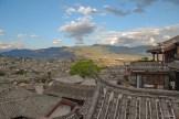 Vue au sommet de Lijiang - Yunnan - Chine