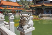 Temple de Kunming - Yunnan - Chine