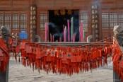Temple taoiste Pingyao - Chine