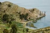 Isla del Sol sur le lac Titicaca - Bolivie