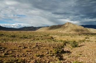 Paysage de plateau - Bolivie