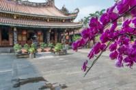 Temple Taoiste - Taipei - Taiwan.