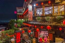 Village Jiufen - Taiwan.