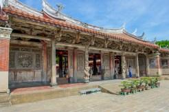 longshan temple Lukan - Taiwan.
