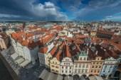 Place de la Vieille-Ville Prague - République tchèque.