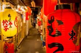 Izakaya - Yurakucho - Tokyo - Japon.