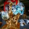 Kunstvolles Aquarium // Artistic Aquarium
