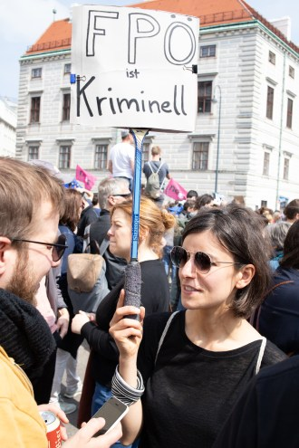 Demonstration und Stellungnahmen_10