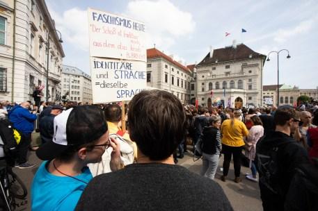Demonstration und Stellungnahmen_50