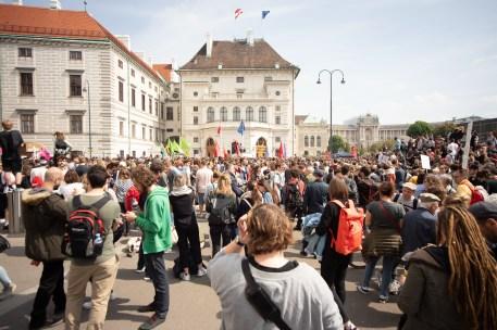 Demonstration und Stellungnahmen_56